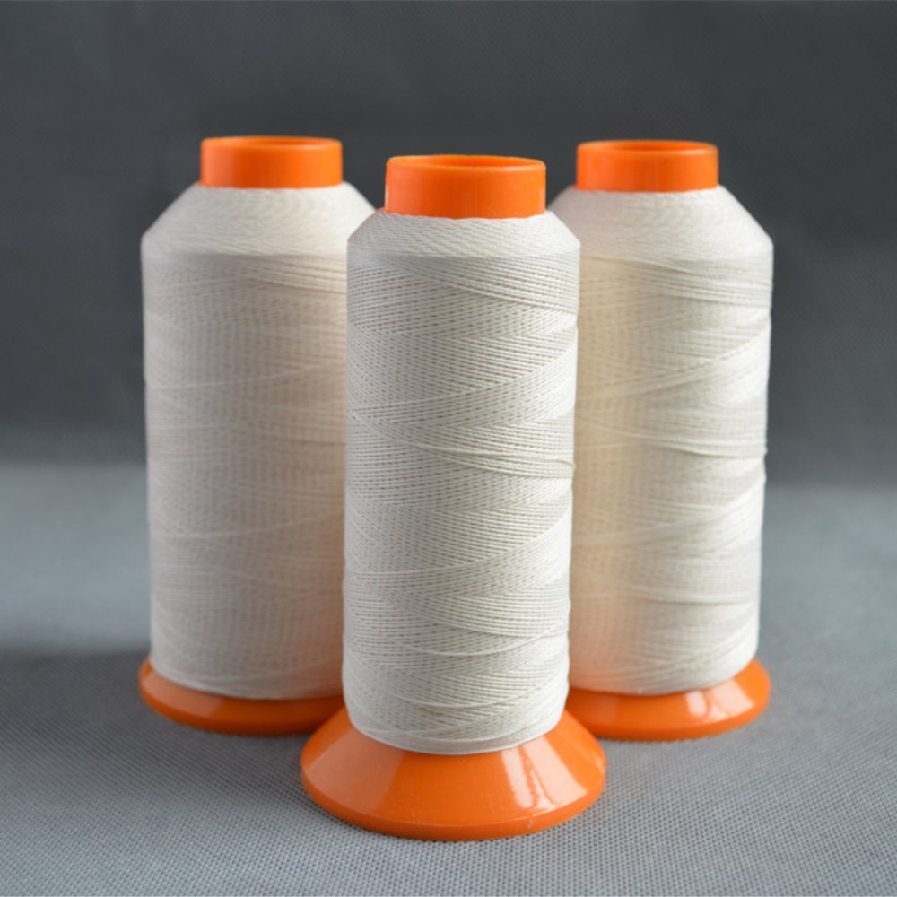 High temperature PTFE Coated Quartz Sewing Thread