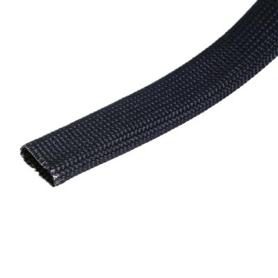 Expandable Braided Fiberglass Sleeve